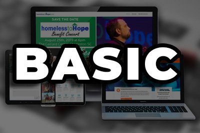 Non E-Commerce Web Design | Basic Package