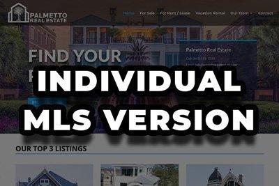 Individual Realtor| MLS Website