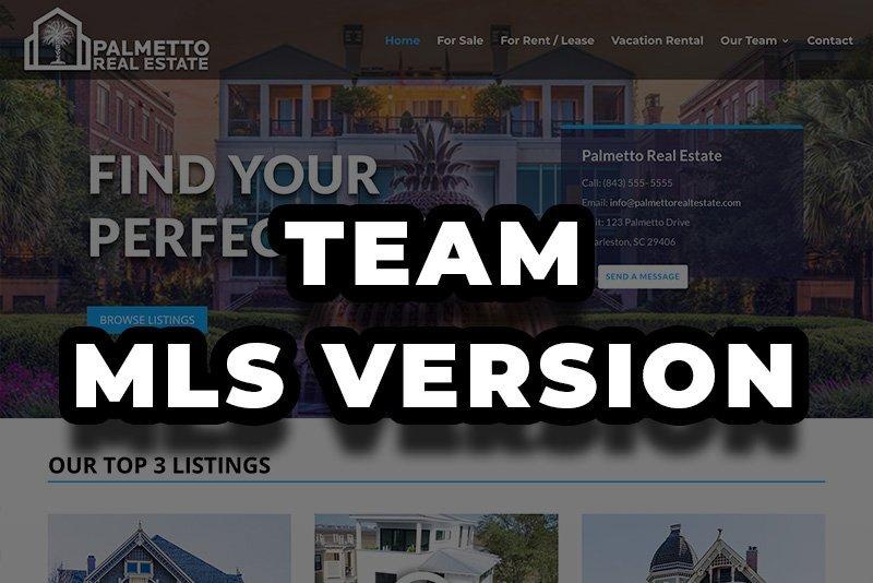 Team Realtor| MLS Website